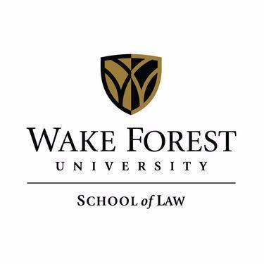 Wake Forest University School of Law Logo